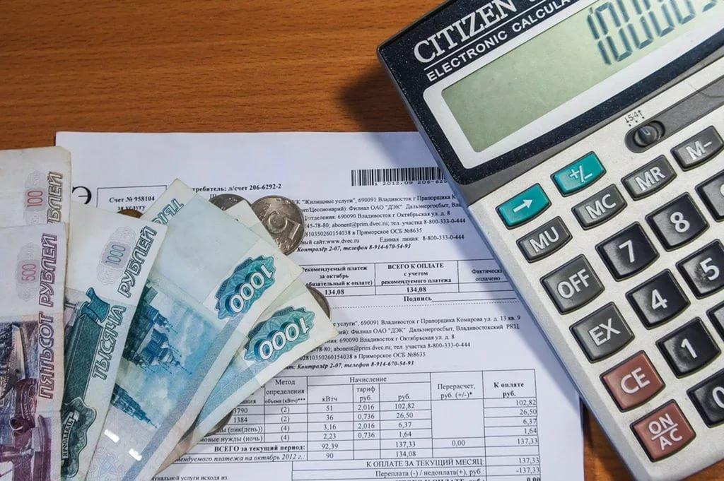 Услуги ЖКХ замесяц выросли встоимости на 11 процентов