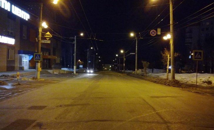 ВКирове шофёр сбил девушку и исчез сместа ДТП
