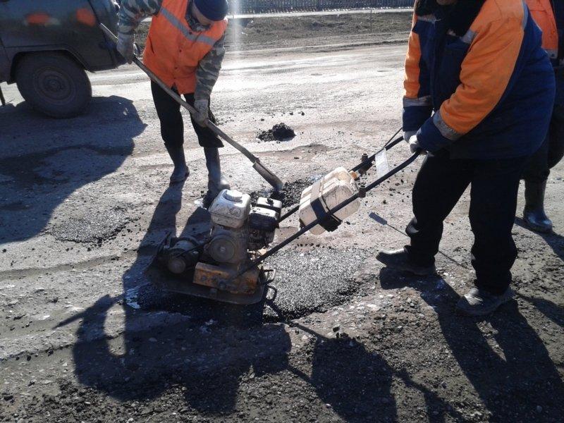 Участки улиц вКирове для аварийного ремонта определяют ежедневно