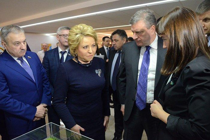 ВСФ открылась выставка, приуроченная к достижениям Кировской области