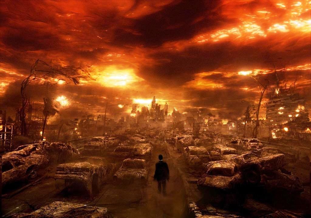 Ученые призвали готовиться к климатическому аду в 2017 году