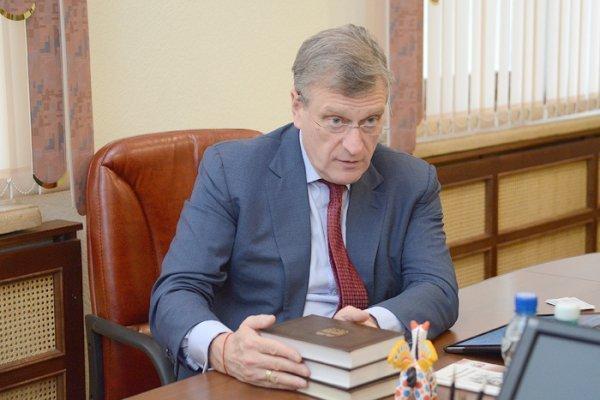 Игорь Васильев поднялся врейтинге воздействия губернаторов