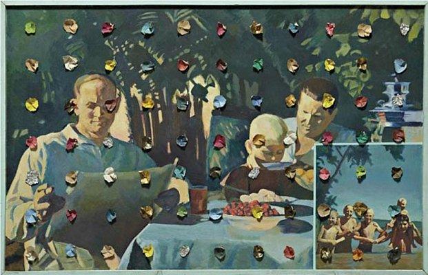 Одним из наилучших молодых живописцев страны стала кемеровчанка