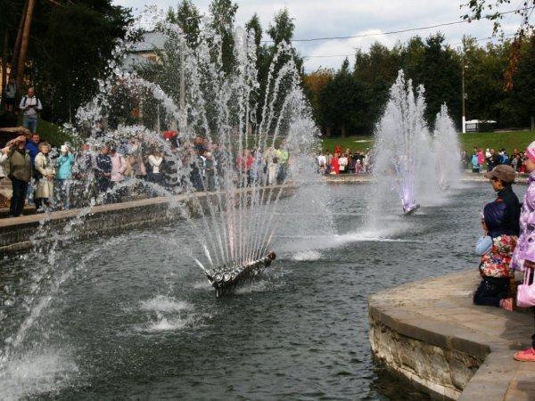 Спервого мая вКирове заработают фонтаны