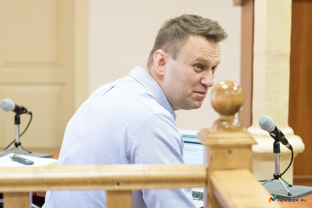 ЦИКРФ: Навальный несможет баллотироваться впрезиденты