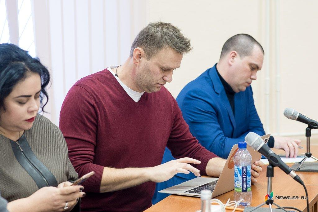 ФСИН: Навальный неимеет права выезда зарубеж