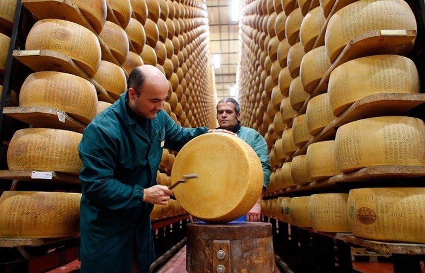 Итальянские деловые люди планируют открыть завод пармезана вКирове