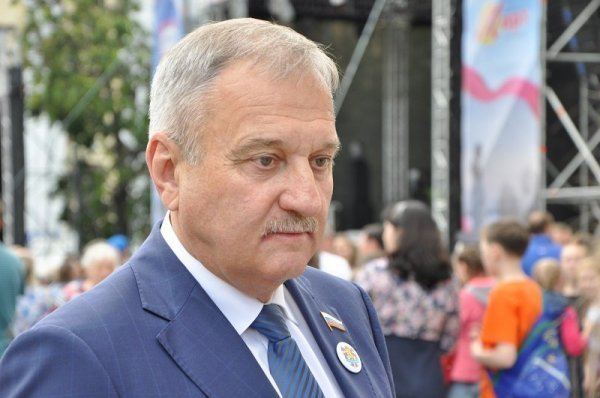 Быков поднялся на10 позиций врейтинге глав ЗакСобраний
