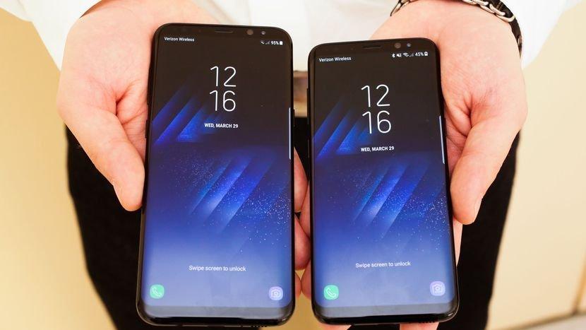 Эксперты назвали Samsung S8 и S8+ лучшими смартфонами мирового рынка
