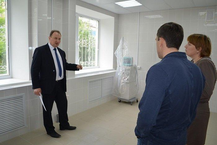 Третье отделение гемодиализа в Кировской области откроют в конце июля