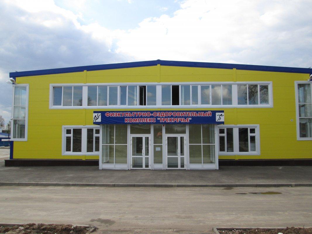 Вспорткомплекс Советска было впустую вложено 1,5 млн руб.