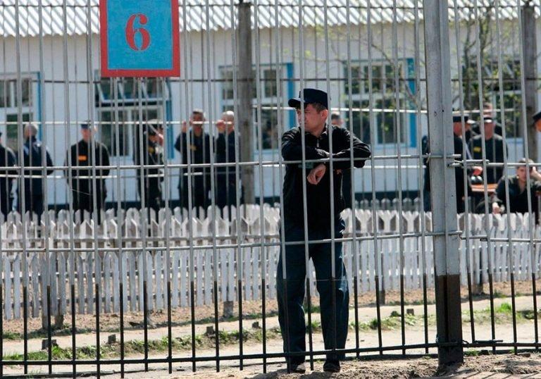 Изколонии вВерхнекамском районе убежал заключённый