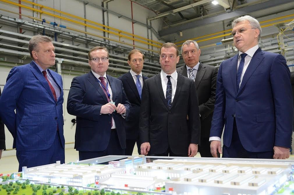 Промышленность Кировской области растет быстрее, чем в среднем по России