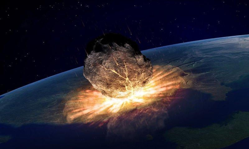 Размеры астероида, способного убить Землю, назвали ученые