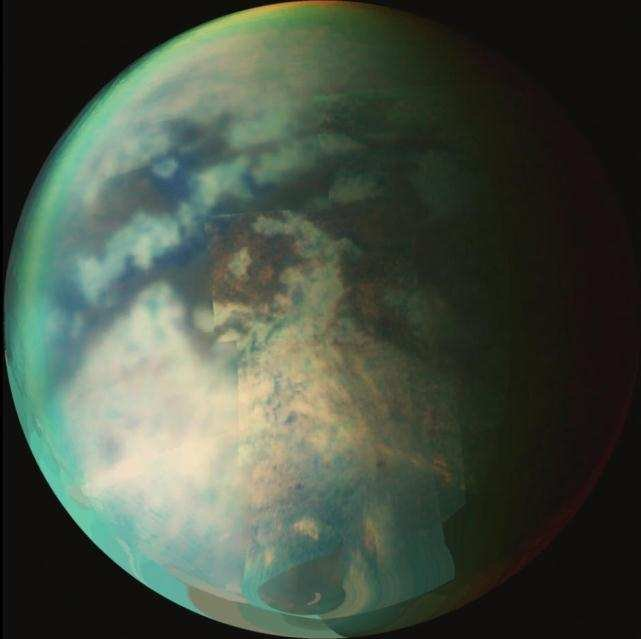 Ученые поведали, когда люди колонизируют Титан