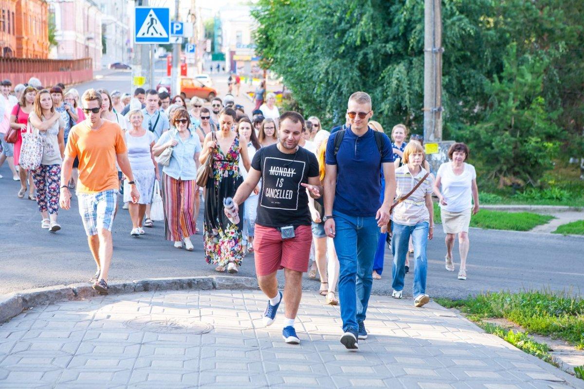 Создатели «Пешком поВятке» объявили озавершении проекта вего обычном виде