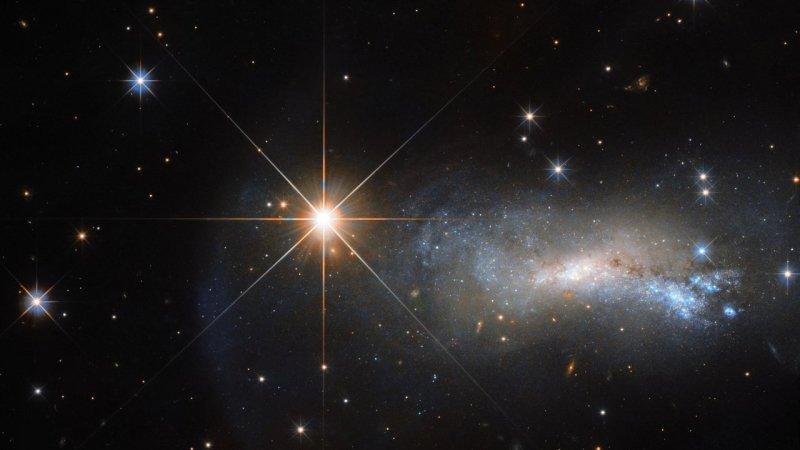 КЗемле быстро приближается звезда HIP 85605— Астрономы