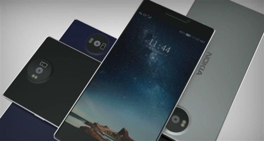 Стала известна цена флагманского Nokia 8