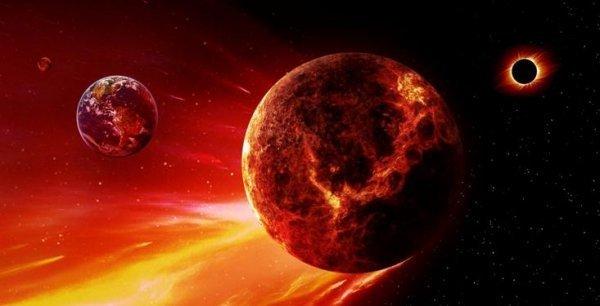 Ученые назвали точную официальную дату прибытия кЗемле планеты-убийцы Нибиру