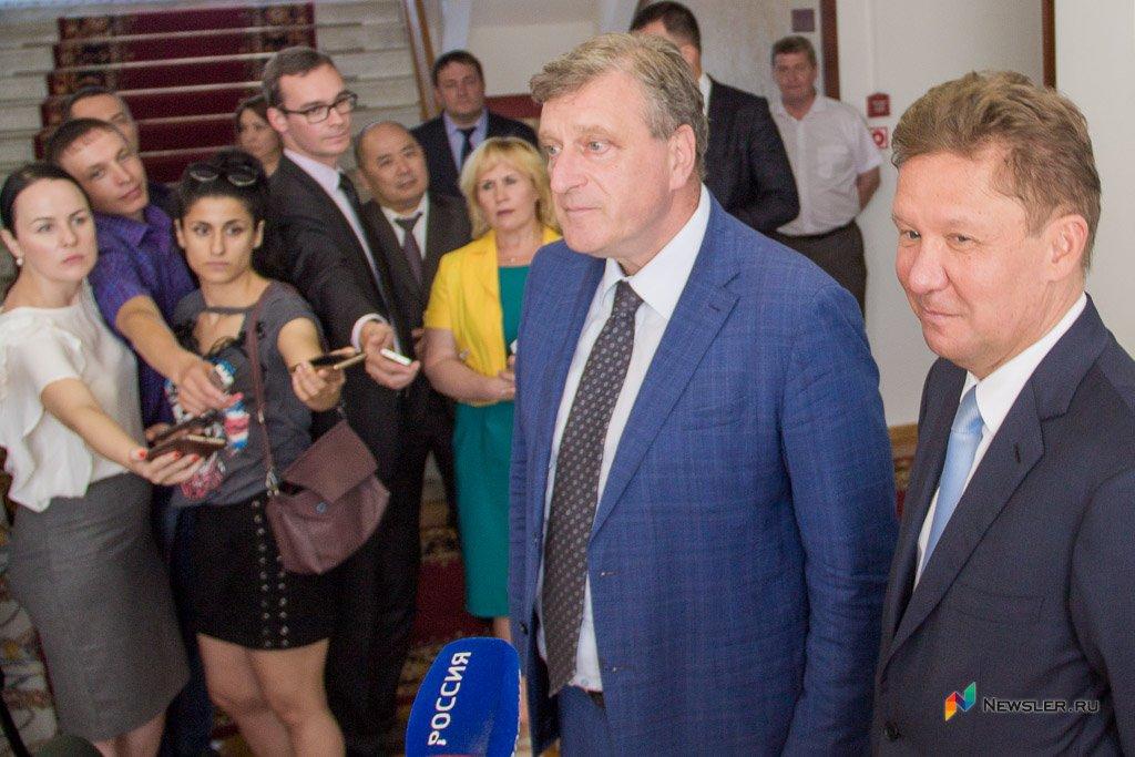 Программа газификации вКировской области в 2017-ом идет превосходно — Миллер