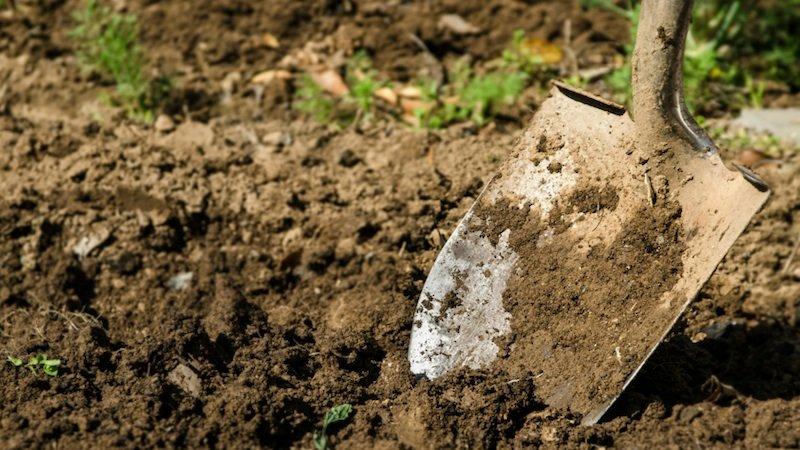 ВКильмезском районе всаду выкопали снаряд времен гражданской войны