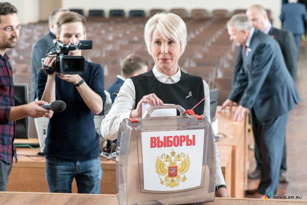 Киров получил женское лицо: как избирали Ковалеву