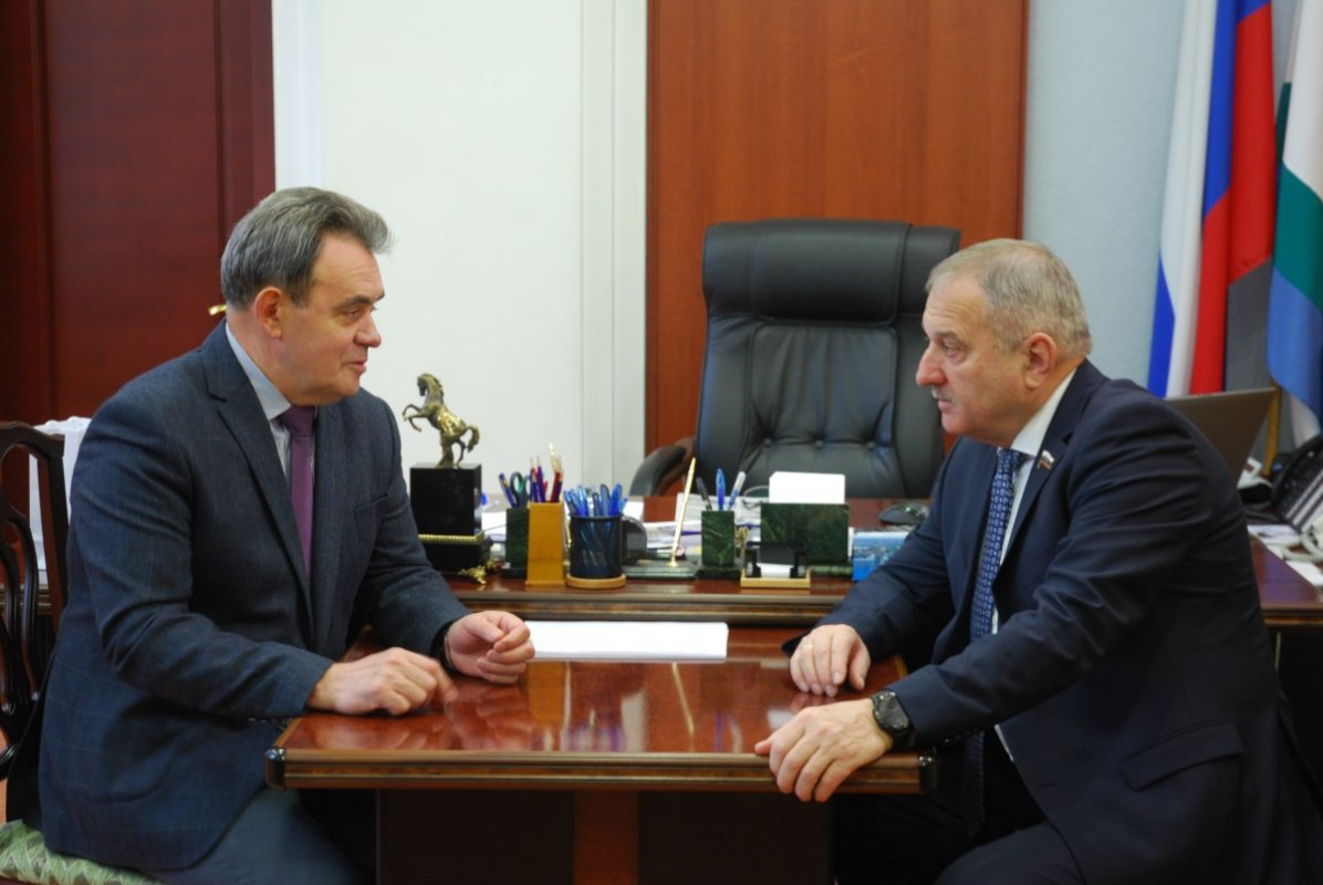 Валерий Лидин проведет вКирове совещание законодателей Поволжья