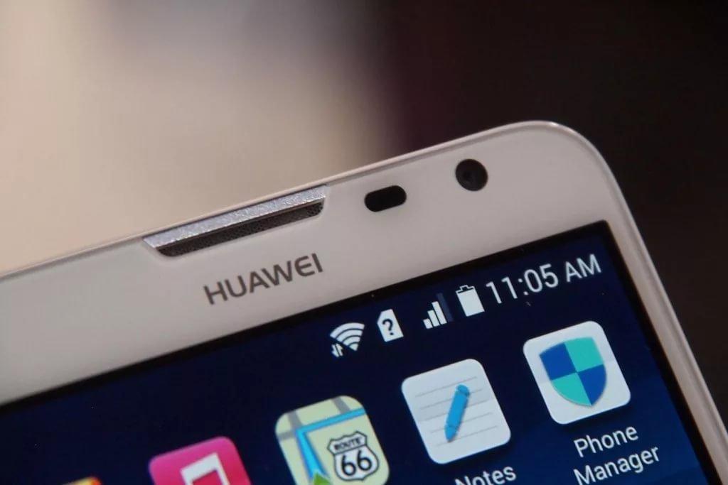 Huawei выпустит складной смартфон с двумя дисплеями