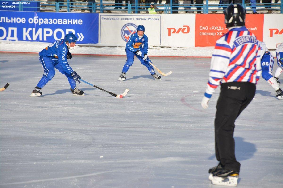 Хабаровский «СКА-Нефтяник» стартовал спобеды вчемпионате Российской Федерации
