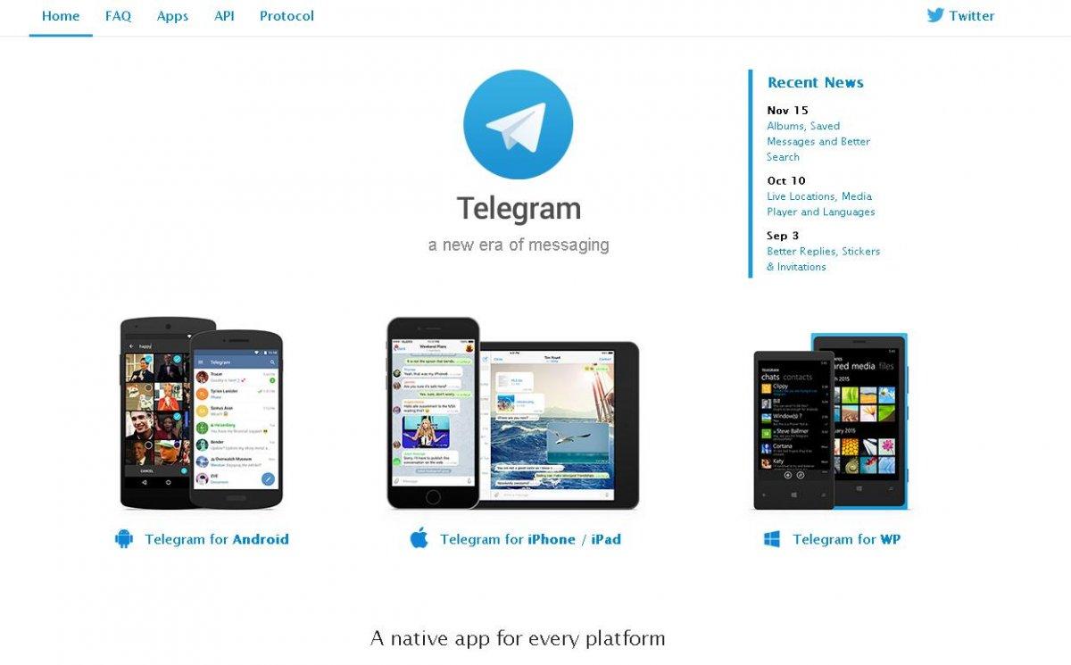 Telegram представил усовершенствованный поиск каналов ичатов по наименованию
