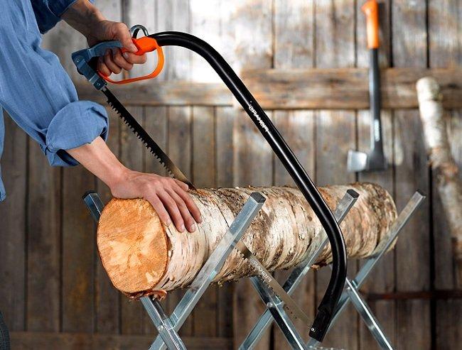 В ОЗС заинтересовались распилом дров