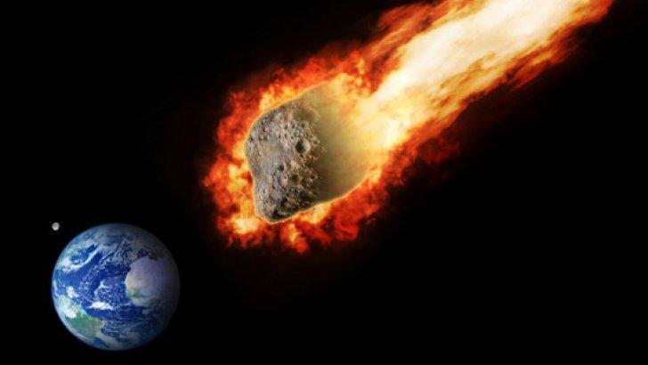 Граждане Пензы вужасе из-за метеорита-гиганта