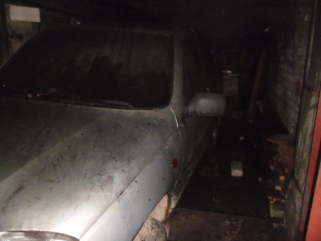 ВКирове вовремя пожара вгараже два человека получили травмы