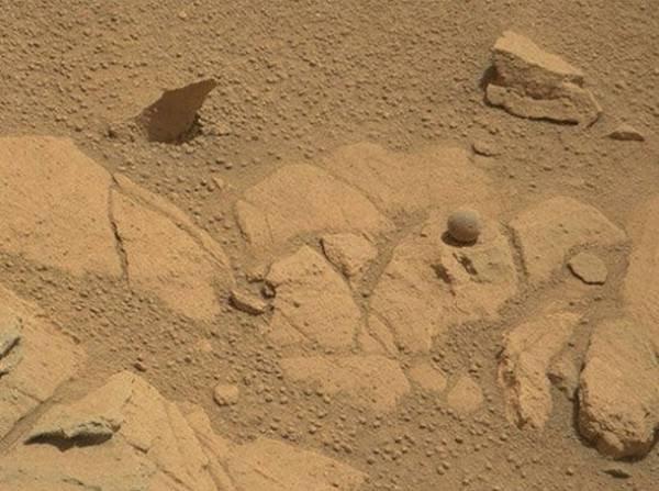 Уфологи нашли на Марсе доказательство древней битвы