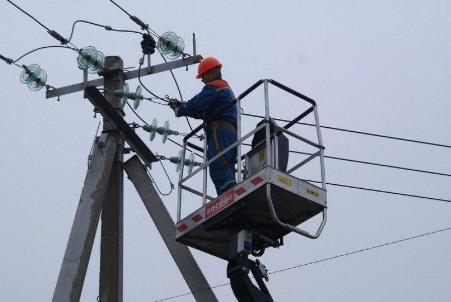 Из-за непогоды вКировской области нарушено электроснабжение почти тридцать населенных пунктов