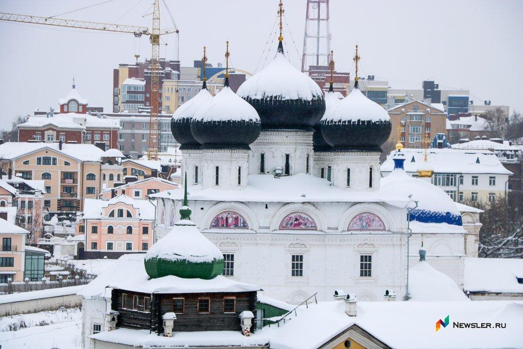 В Кирове собирают деньги, чтобы переименовать город в Вятку