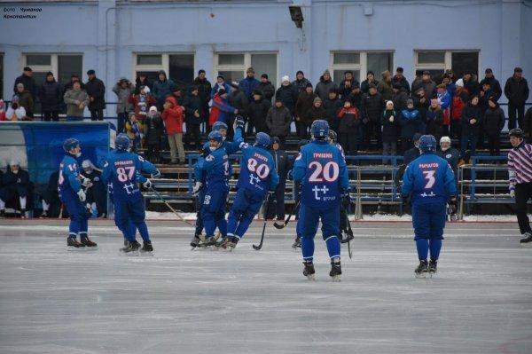 Матч «Родины» отменили из-за отравления хоккеистов