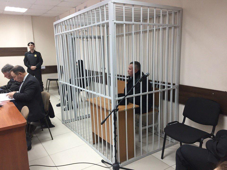 Глава кировского УГИБДД отправился вСИЗО поделу «РенБизнесАвто»
