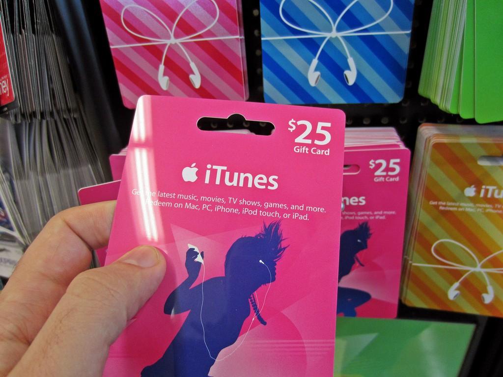 Eset: мобильный вымогатель принимает выкуп подарочными картами iTunes