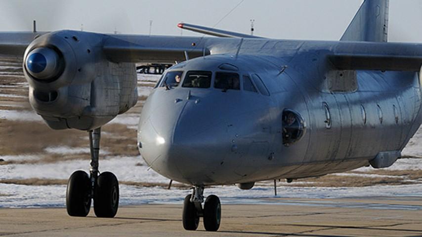 Вразбившемся вСирии русском самолете было 39 военных