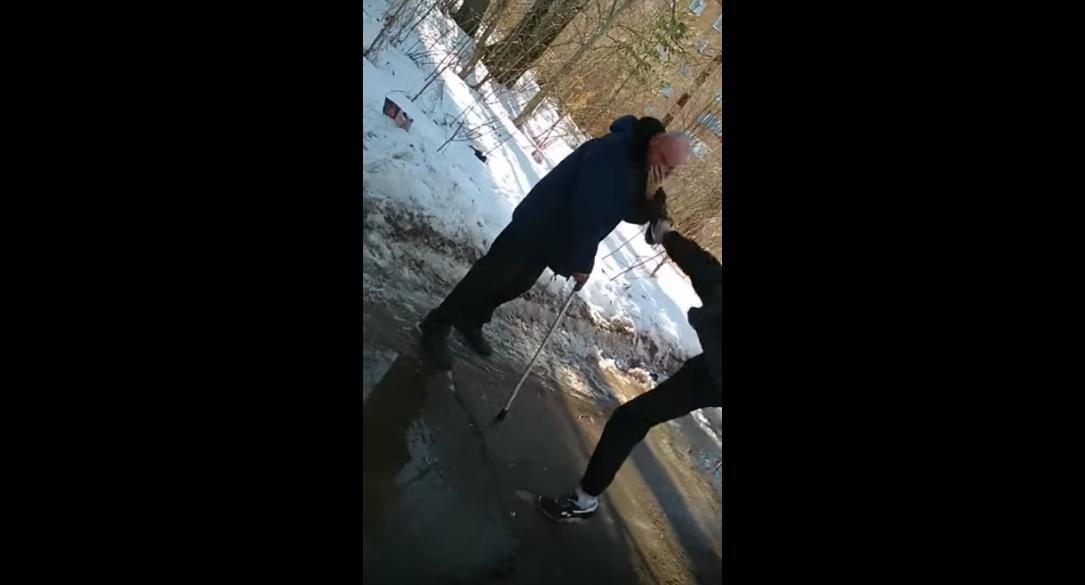 Милиция отыскала школьников, избивших инвалида вКировской области