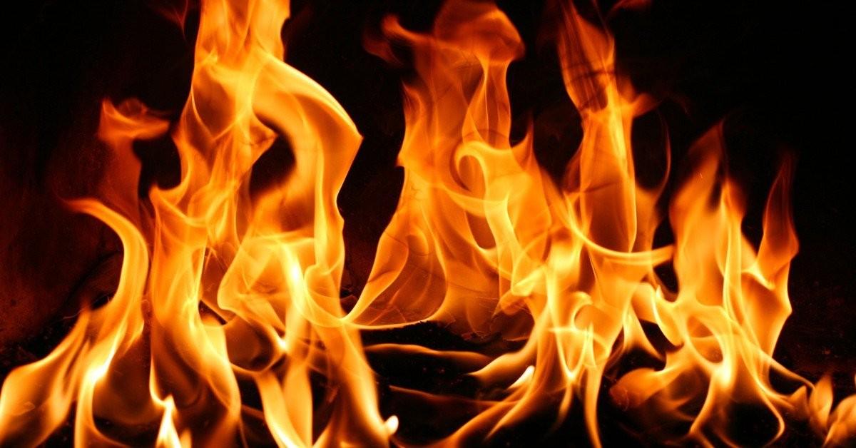 ВМалмыжском районе случился пожар всельской школе