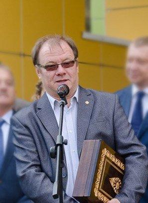 Сергей Кочуров.