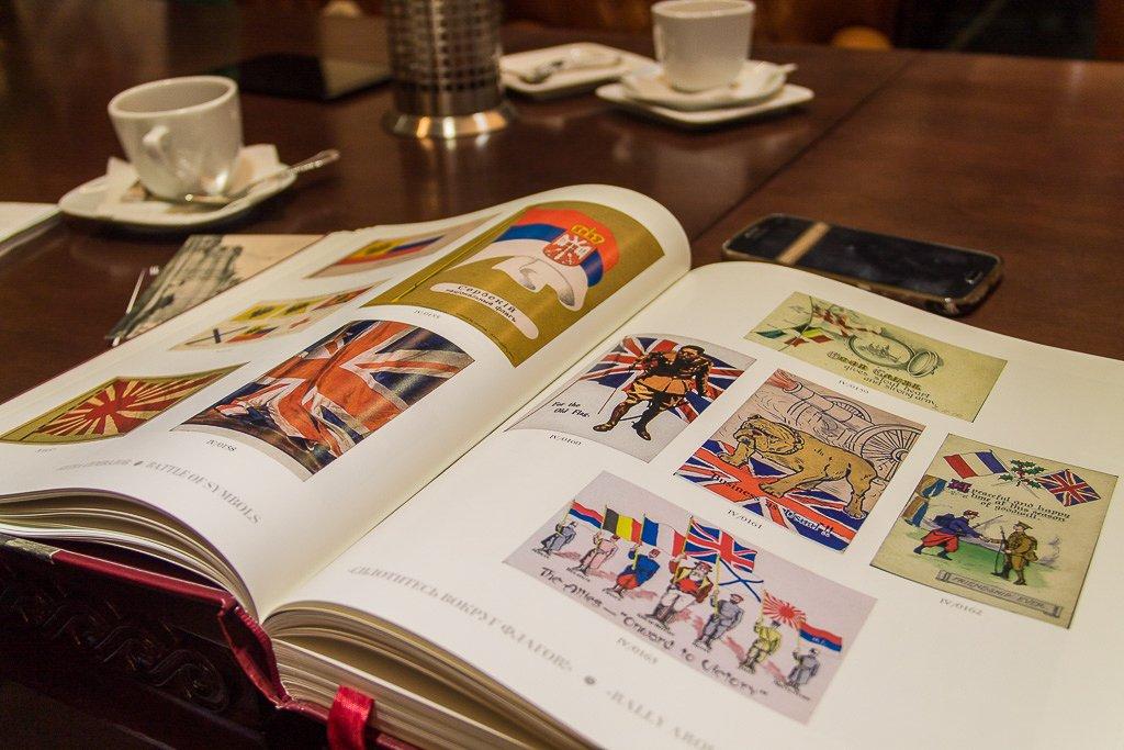 эксклюзивном колекционирование открытки распространенными являются