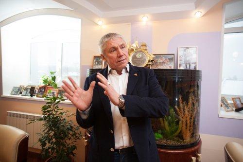 Сергей Киселев. Фото: chepetsk-news.ru