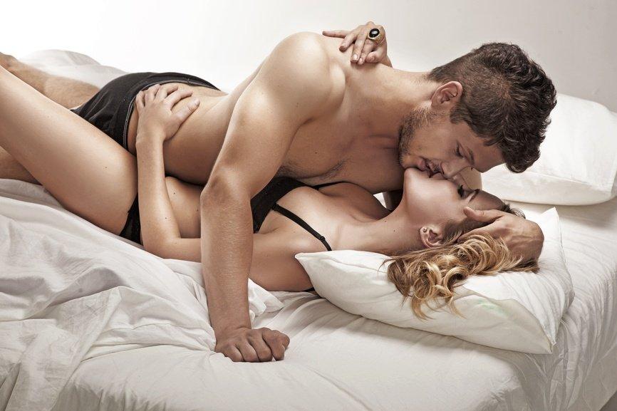 Качественный секс в жизни женщины