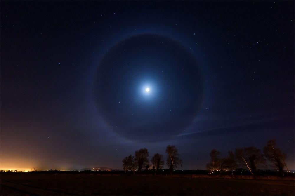 фото лунного ореола профессиональная кладка