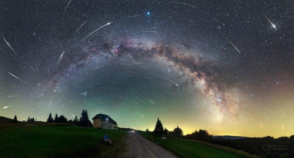 смотреть картинки звездопад