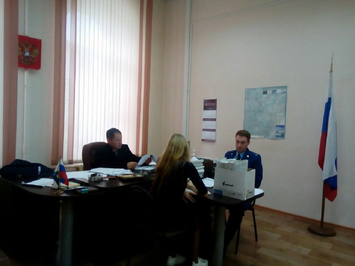 В суде рассмотрели иск Антона Долгих к кировскому горизбиркому